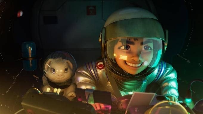 """Over the Moon"" Netflix Animated Movie"