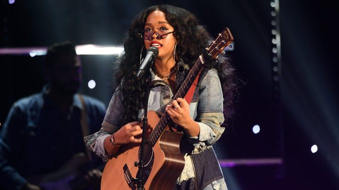 H.E.R.51st Annual NAACP Image Awards, Show,