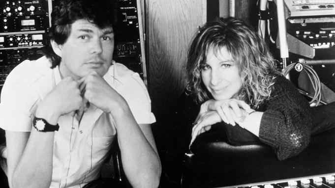 David Foster Barbra Streisand