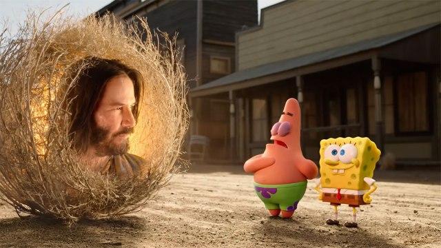 'The SpongeBob Movie: Sponge on the Run' Review: The First All-CGI SpongeBob Adventure Has His Skewed Spirit of Fun.jpg