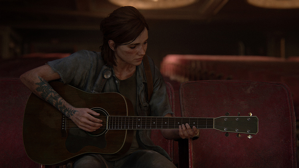 'The Last of Us Part II' and 'Ghost of Tsushima' Lead G.A.N.G. Awards Nominees