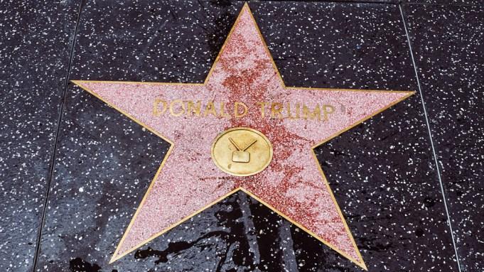 Trump Hollywood Walk of Fame