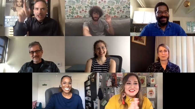 A Night In the Writer's Room