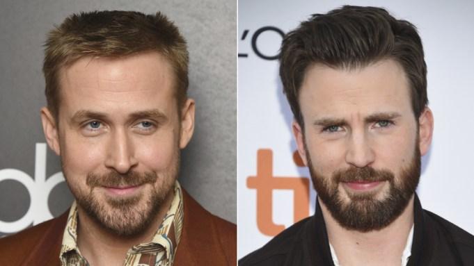 Chris Evans Ryan Gosling To Star In Netflix Movie The Gray Man Variety