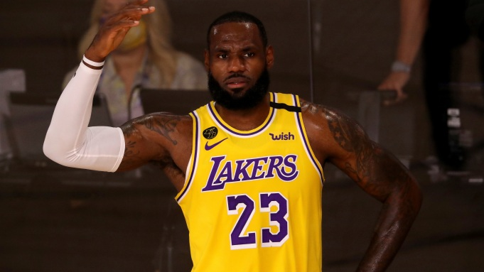 Tv Ratings Lakers Clippers Shoots Big Numbers For Tnt Variety