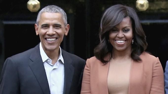 Barack Obama, Michelle Obama podcast