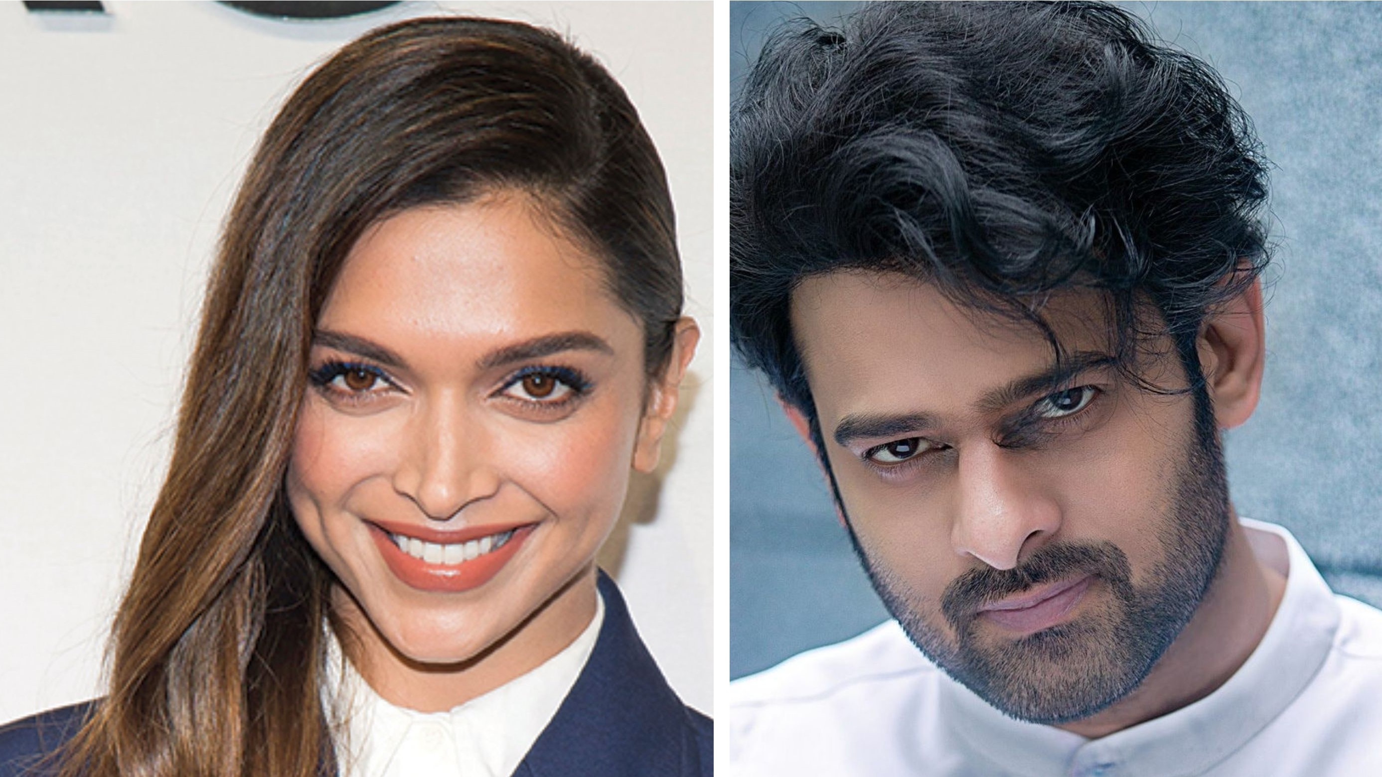 Prabhas and Deepika Padukone Set to Star Together For The First Time -  Variety
