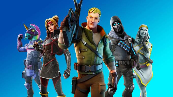 Fortnite Is A Game Sony Invests 250 Million In Fortnite Creator Epic Games Variety