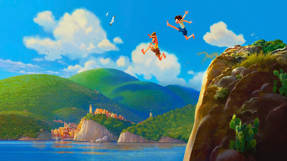 Pixar Shares Details About Next Original Film 'Luca' - Variety