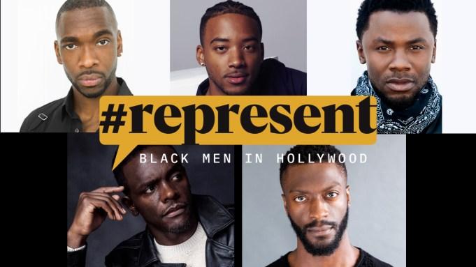 Represent Black Men in Hollywood