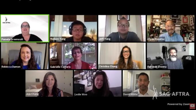 SAG-AFTRA Race & Storytelling: Asian American
