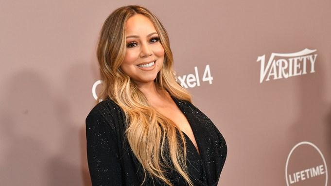 Mariah Carey POW 2019