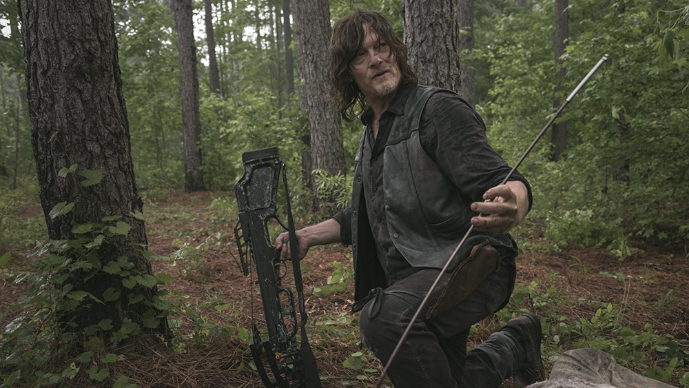 Walking Dead Season 10 Extra Episodes Set February Premiere Date Variety