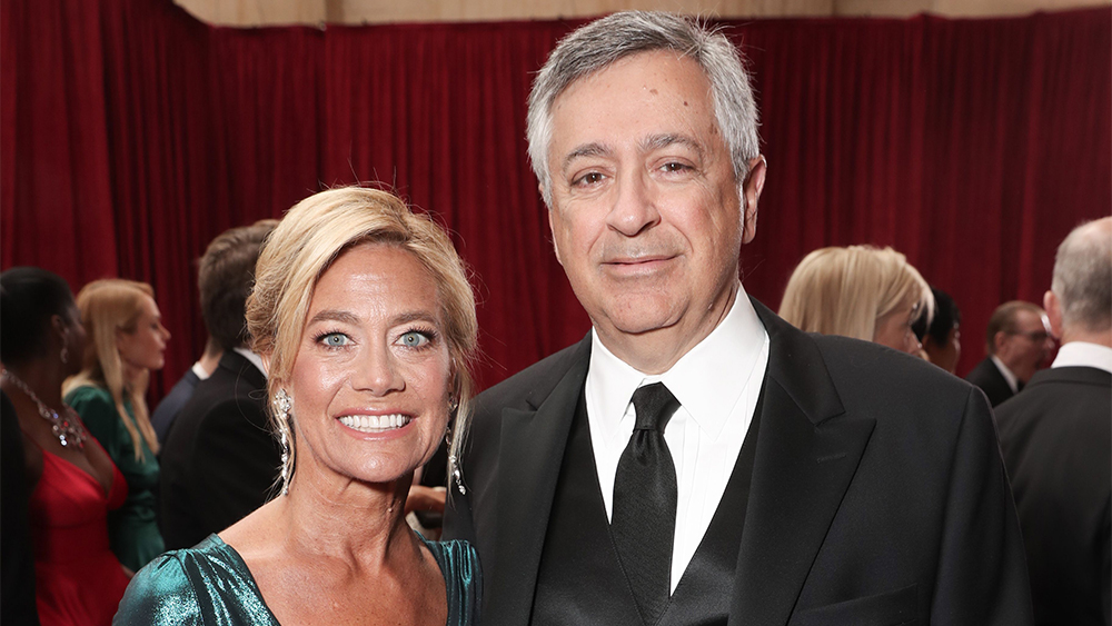Sony Pictures Chief Tony Vinciquerra, WorldLink CEO Toni Knight to Divorce