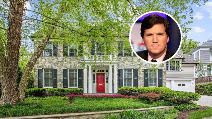 Tucker Carlson House