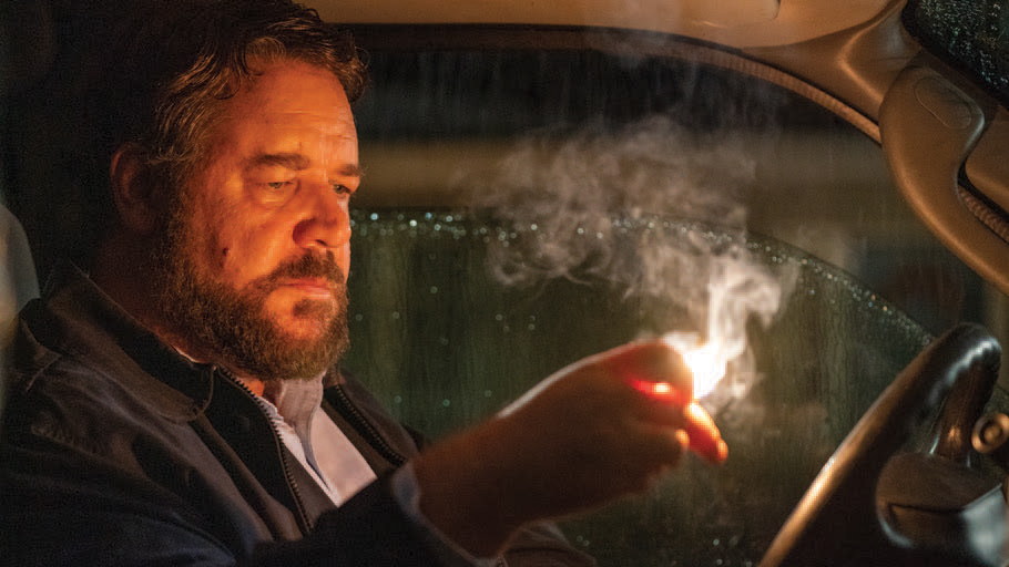 Unhinged DVD - Win the Russell Crowe road rage thriller....