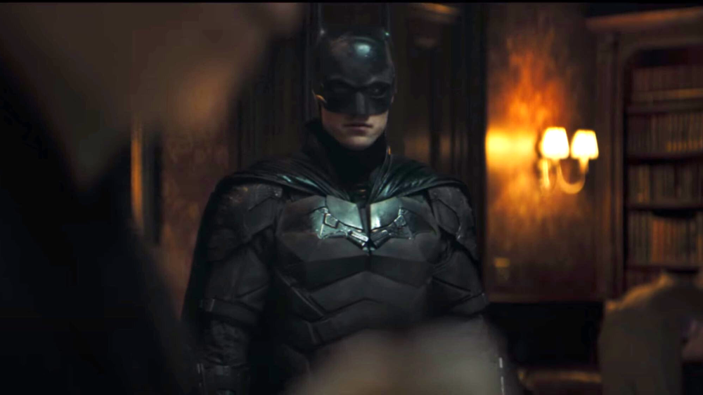'The Batman' First Trailer Reveals Catwoman and the Riddler's Deadly Game
