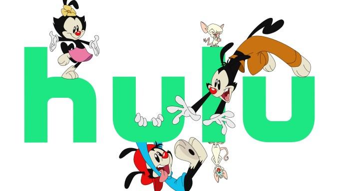 Animaniacs Reboot Hulu