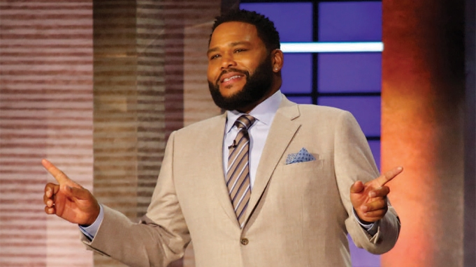 Anthony Anderson Walk of Fame Honor