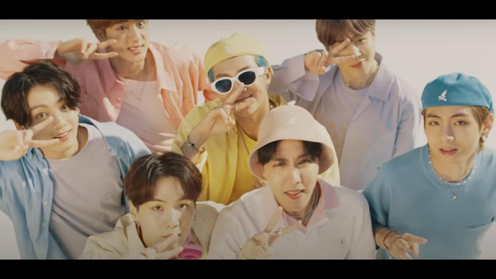 BTS 'Dynamite' Tops 20 Billion Views on YouTube   Variety
