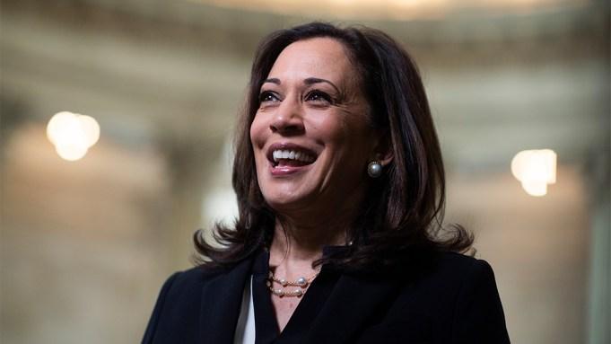 Kamala Harris female Vice President