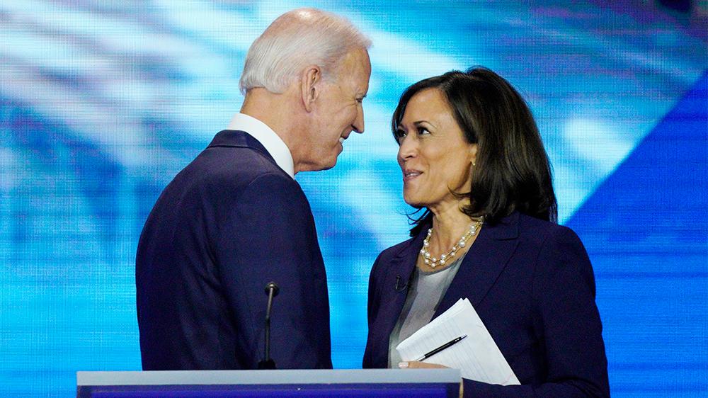 Joe Biden Picks Kamala Harris As Running Mate Variety