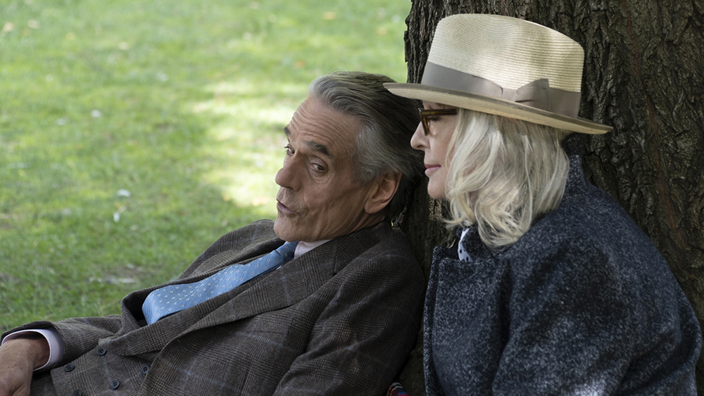 Diane Keaton Jeremy Irons Love Weddings Other Disasters Sold To Saban Variety