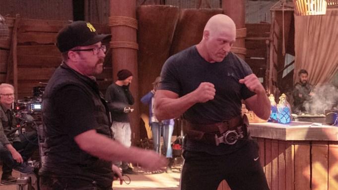Ryan Watson The Mandalorian Stunt Coordinator