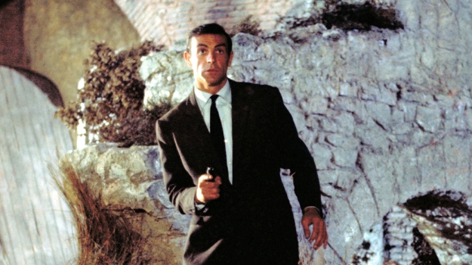 Sean Connery James Bond From Russia