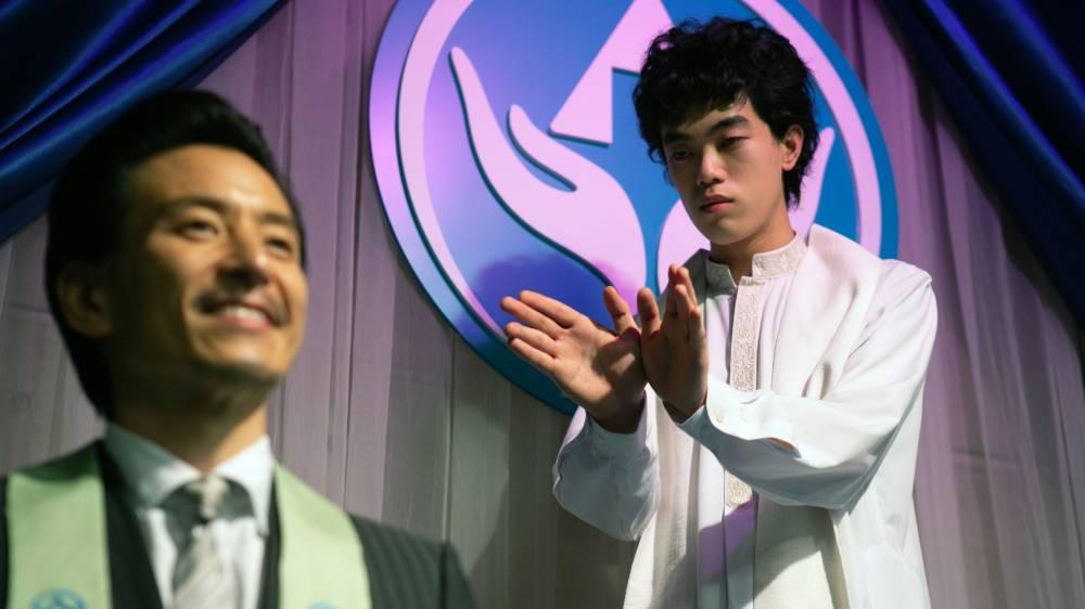 "Skurril-witzige Momente gibt es in ""Special Actors"" zuhauf. © 2021 Nippon Connection"