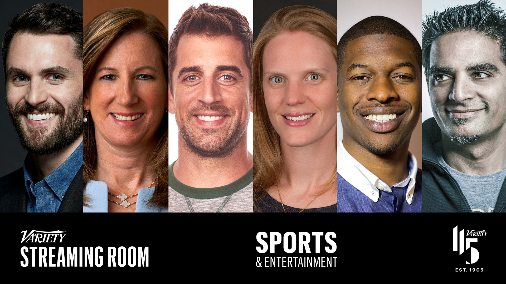 Aaron Rodgers To Keynote Variety Sports Entertainment Conversations Variety