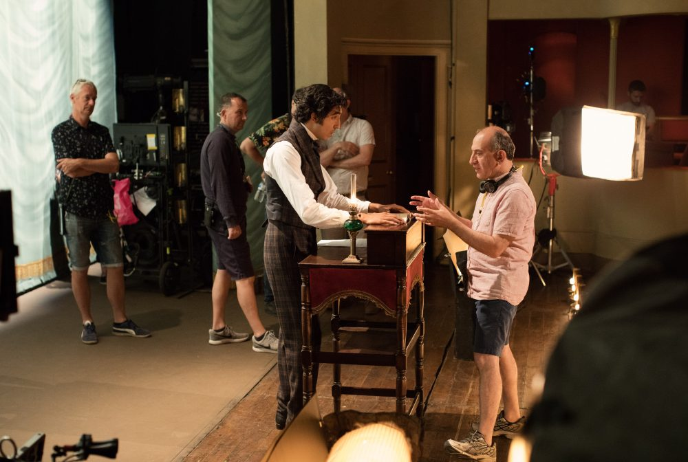 Armando Iannucci Adds 'Personal' Touches to Make Dickens 'More Joyous'