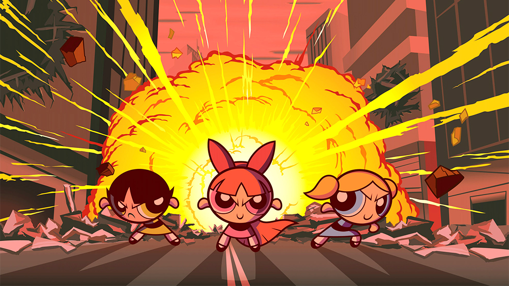 Powerpuff Girls' Live-Action Series Among CW Pilot Orders - Variety