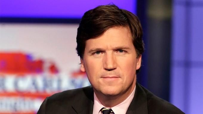Fire Tucker Carlson Host Slammed For Comments On Kenosha Shooting Variety