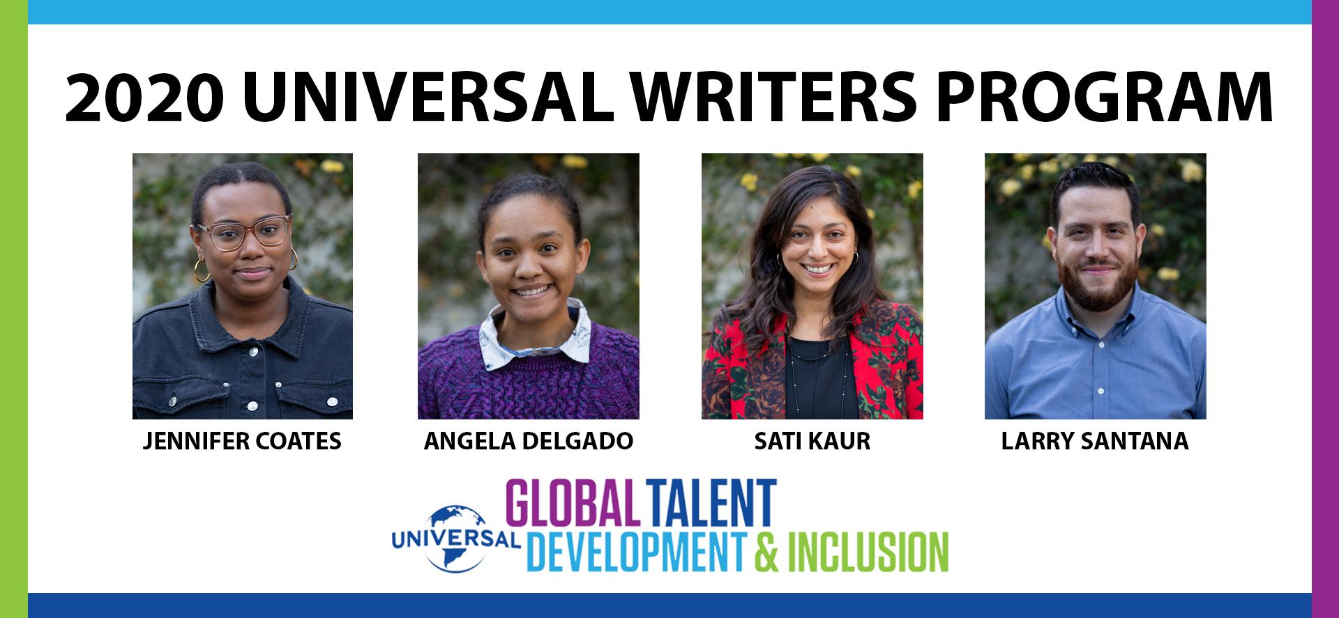 Universal Writers Program