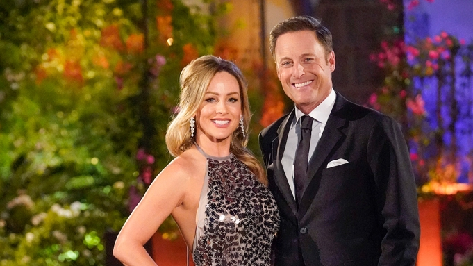 Chris Harrison Clare Crawley The Bachelorette