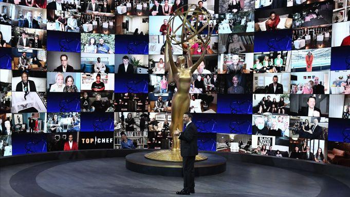 2020 Emmys Jimmy Kimmel Host