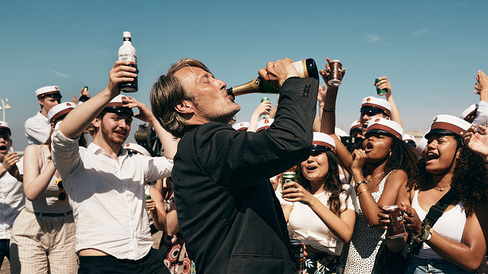 Another Round' Review: Mad Mikkelsen in a Drama of Drinking - Variety