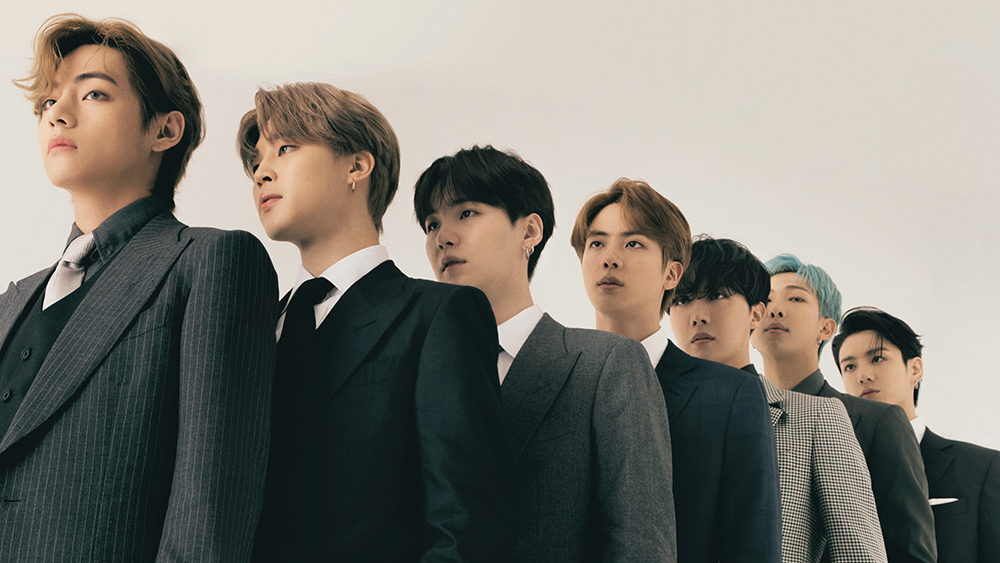 BTS on Stop Asian Hate