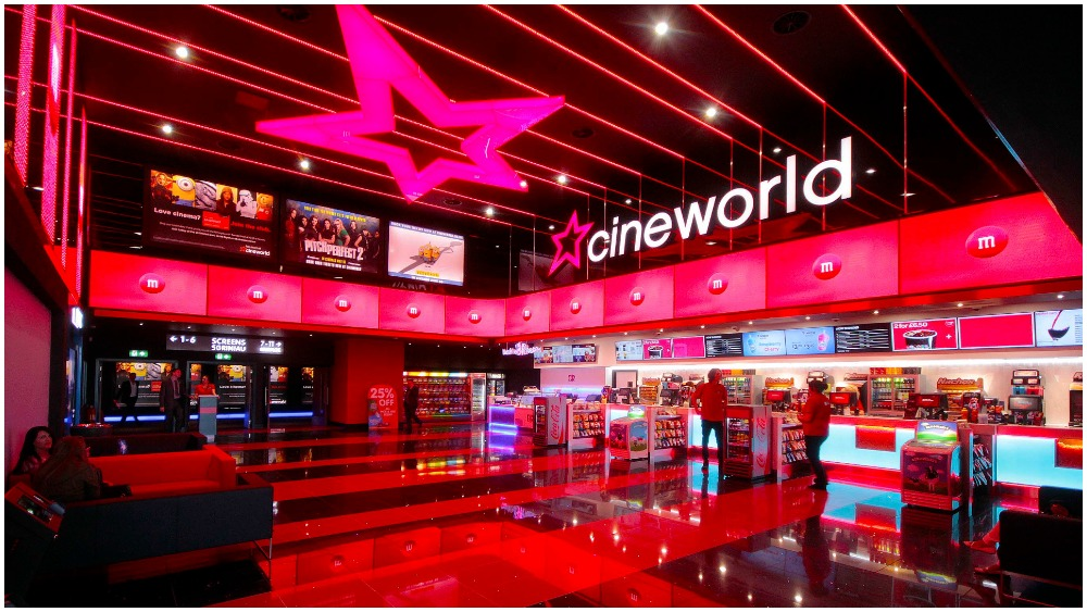 Cineworld Raising New Liquidity as Losses for 2020 Revealed - Variety