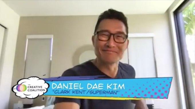 Daniel Dae Kim Superman