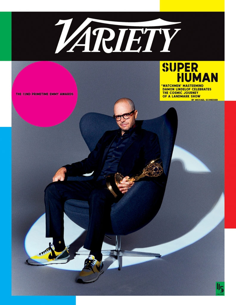Damon Lindelof Variety Emmys Cover