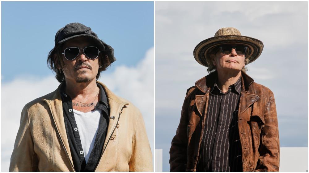 Johnny Depp, Julien Temple