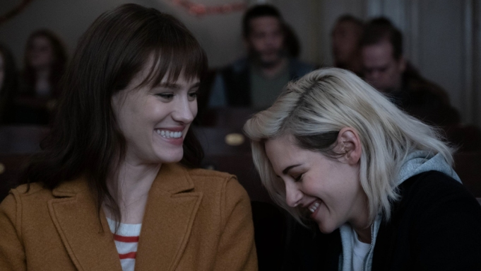 Happiest Season' Review: Kristen Stewart in a Christmas Rom-Com - Variety