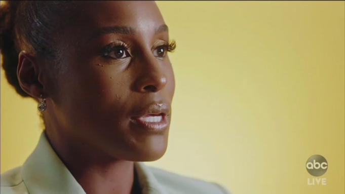 Issa Rae First TV Pitch Emmys
