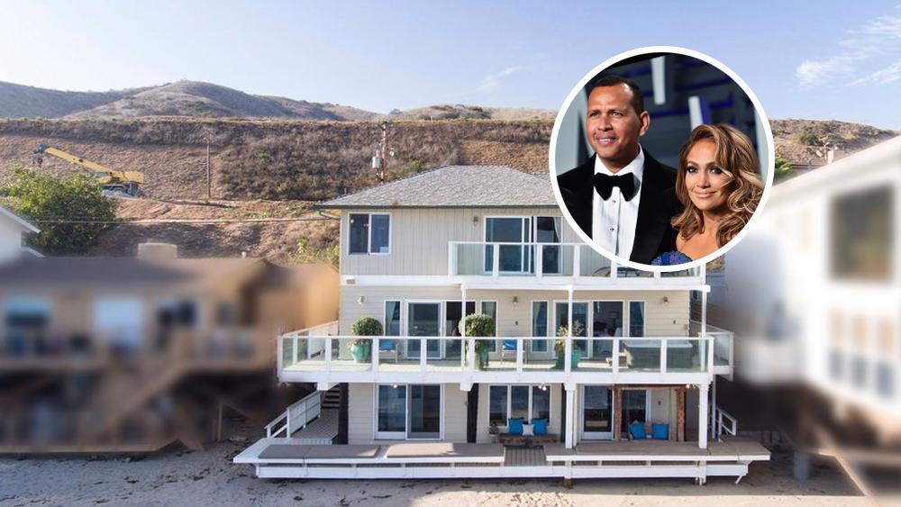 Jennifer Lopez Alex Rodriguez Sell Malibu Beach House Variety