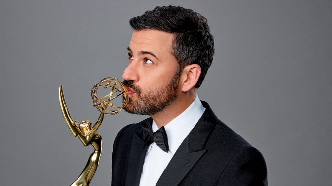 Jimmy Kimmel Emmy Awards Coronavirus