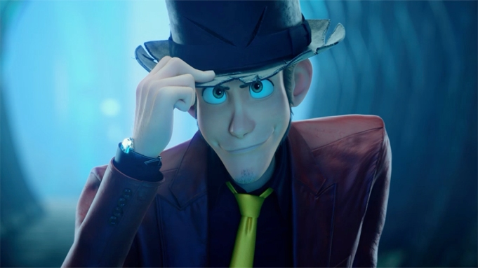 Lupin III: The First Teaser
