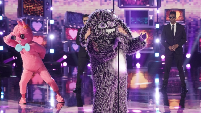 THE MASKED SINGER: Gremlin in the