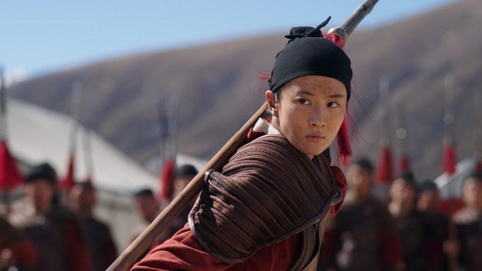 Yifei Liu Mulan